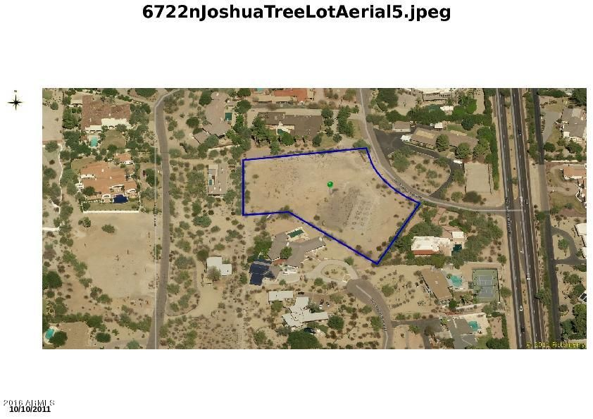 6722 N Joshua Tree Lane Lot 143, Paradise Valley, AZ 85253