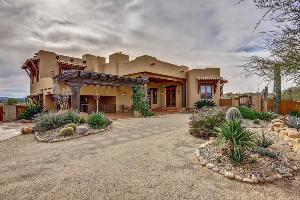 850 W Tellier Trail 10.3ac, Wickenburg, AZ 85390