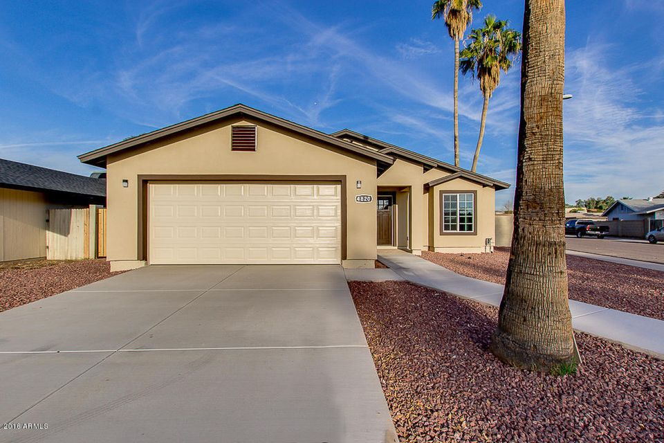 4820 W GOLDEN Lane, Glendale, AZ 85302