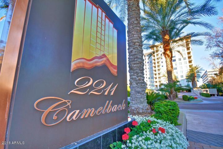2211 E CAMELBACK Road 409, Phoenix, AZ 85016