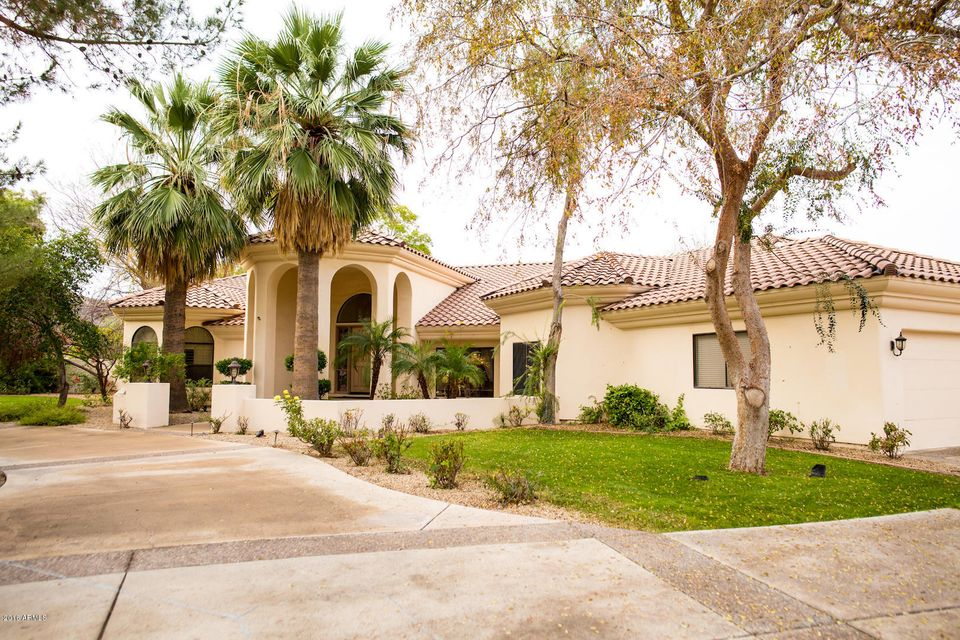 5910 E Stella Lane, Paradise Valley, AZ 85253