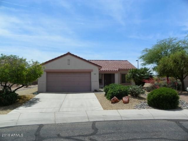16091 W WILDFLOWER Drive, Surprise, AZ 85374