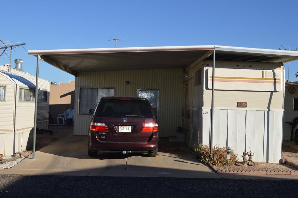 222 E OCOTILLO Drive, Florence, AZ 85132