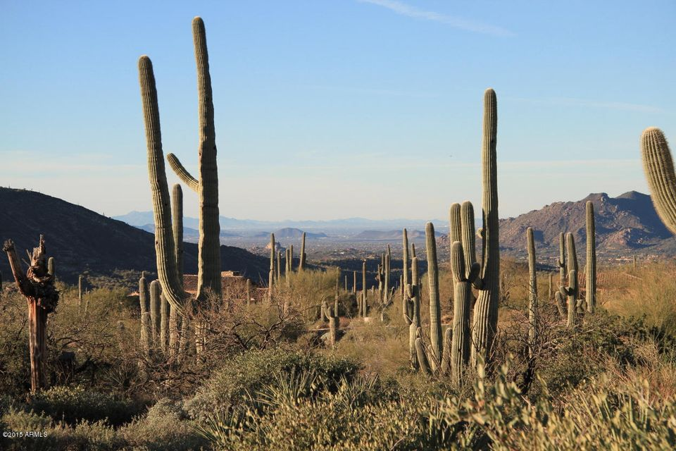 41927 N SAGUARO FOREST Drive Lot 107, Scottsdale, AZ 85262