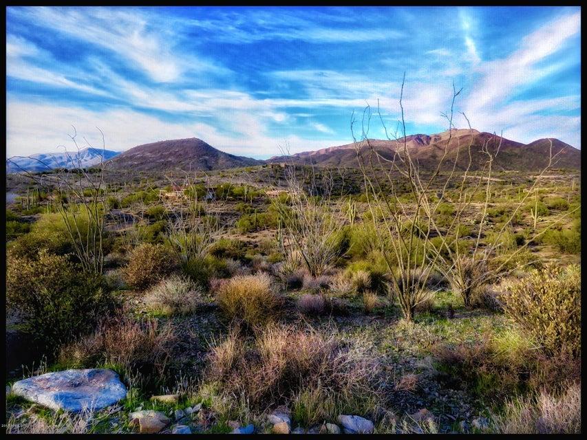 8100 E SPANISH BOOT Road Lot 109, Carefree, AZ 85377