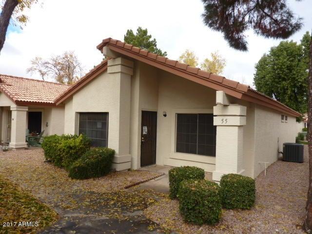 1120 N VAL VISTA Drive 55, Gilbert, AZ 85234
