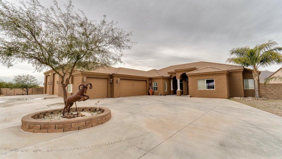 11486 W CALLE CON QUESO --, Casa Grande, AZ 85194