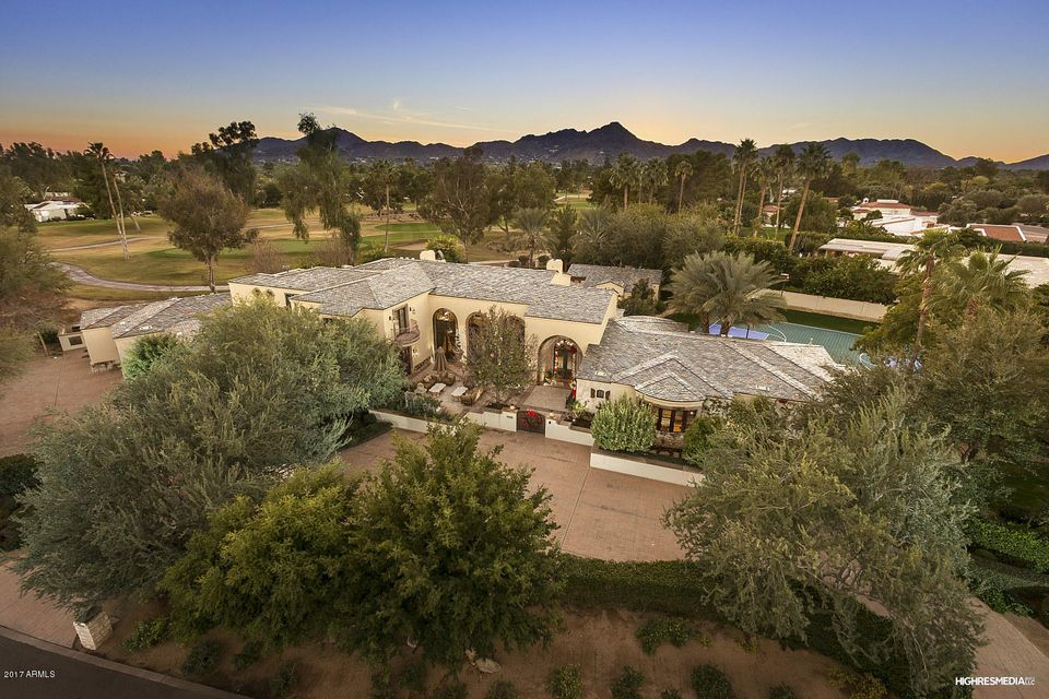 MLS 5544813 6955 E CABALLO Drive, Paradise Valley, AZ 85253 Paradise Valley AZ Golf