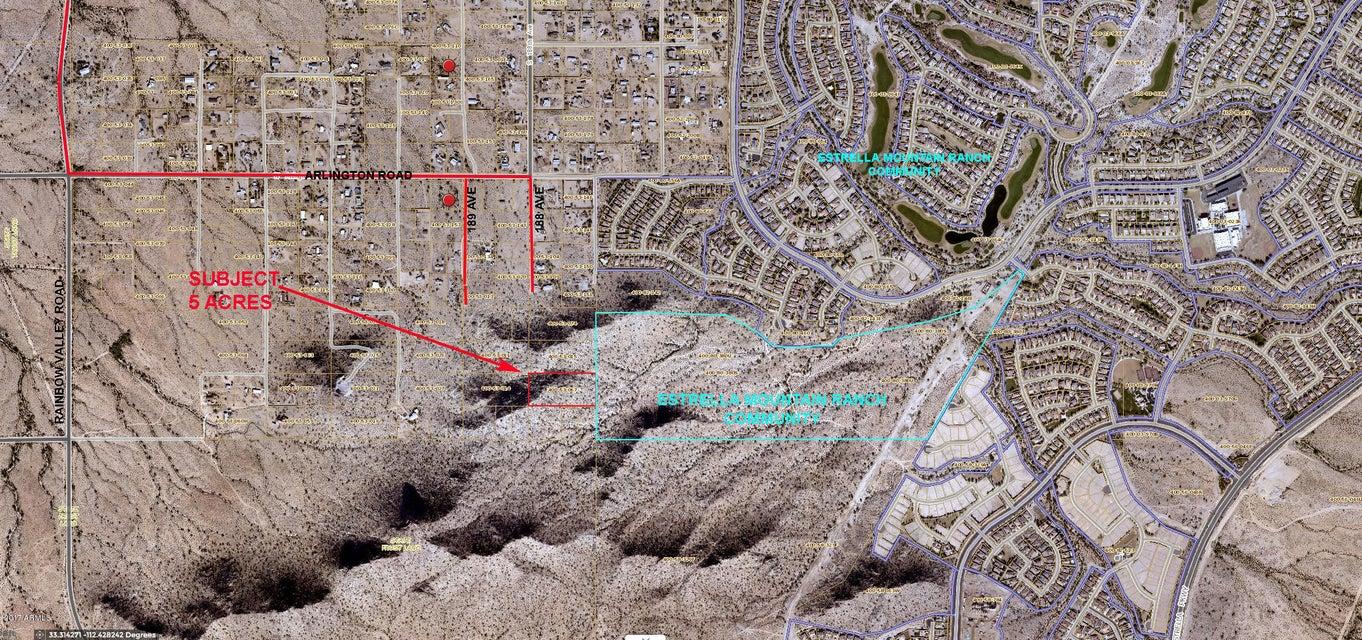S 187   (APPROX) Avenue, Buckeye, AZ 85326
