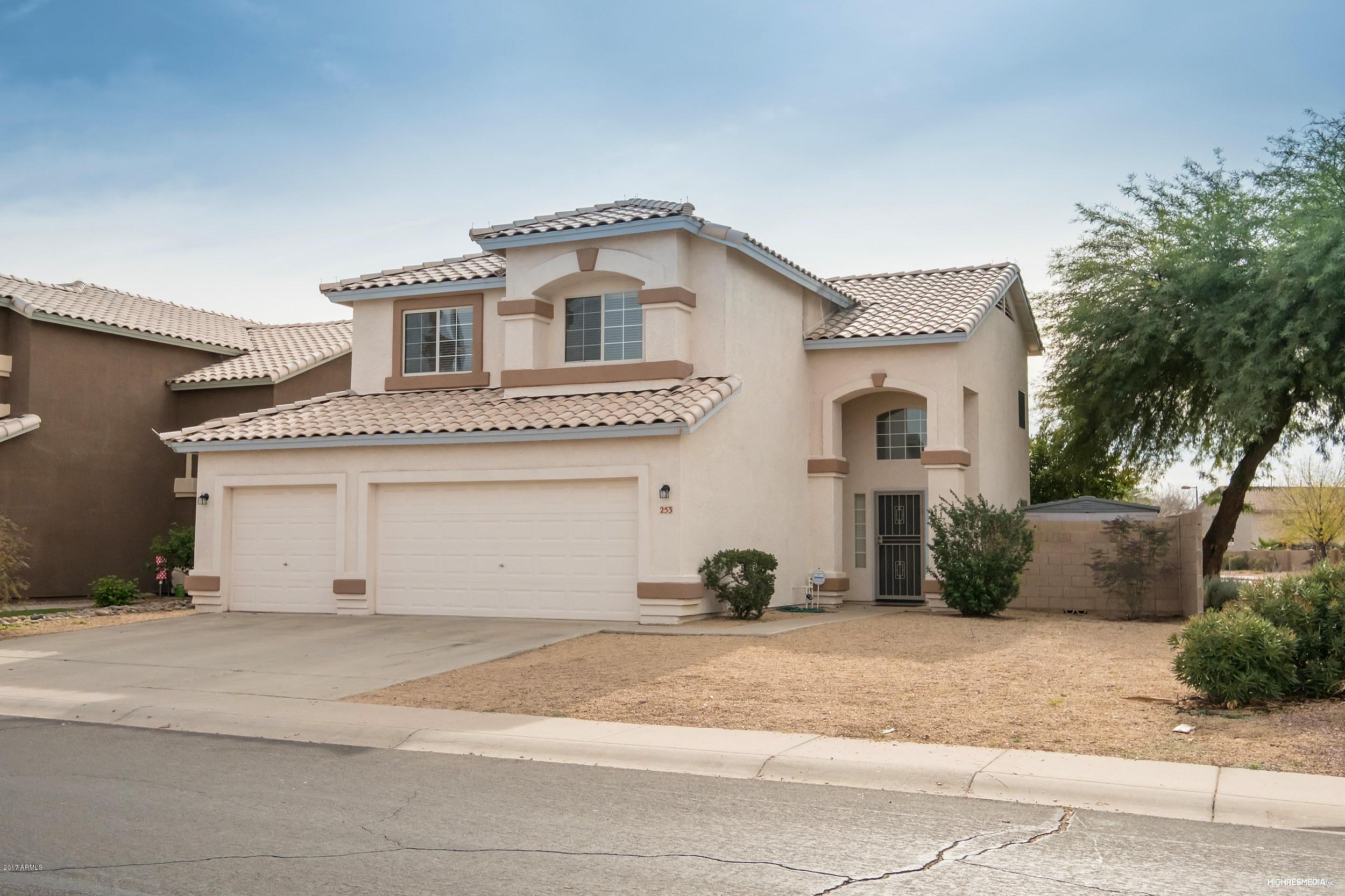 253 E SHERRI Drive, Gilbert, AZ 85296