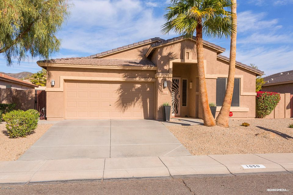 1650 W WINDSONG Drive, Phoenix, AZ 85045