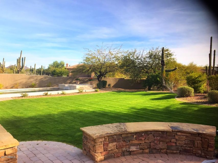 MLS 5546607 6681 EAST RUNNING DEER Trail, Scottsdale, AZ 85266 Scottsdale AZ Single-Story