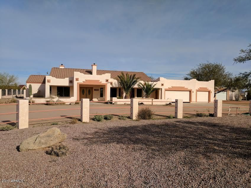 34410 W ECLIPSE Road Stanfield, AZ 85172 - MLS #: 5547061