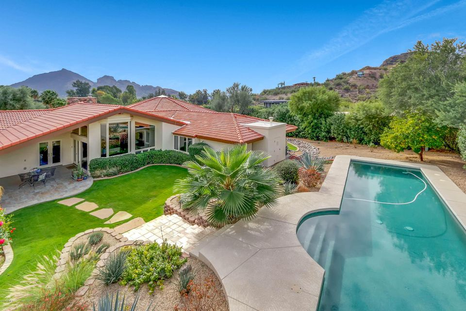 7224 N LAKESIDE Lane, Paradise Valley AZ 85253