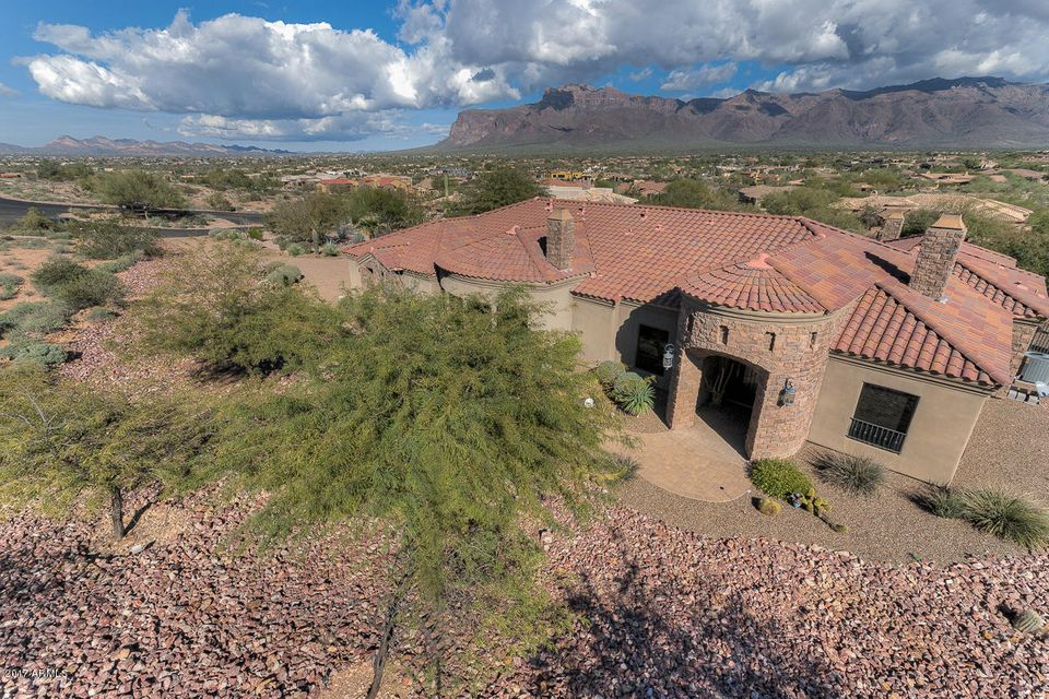 3966 S SUMMIT Trail, Gold Canyon, AZ 85118