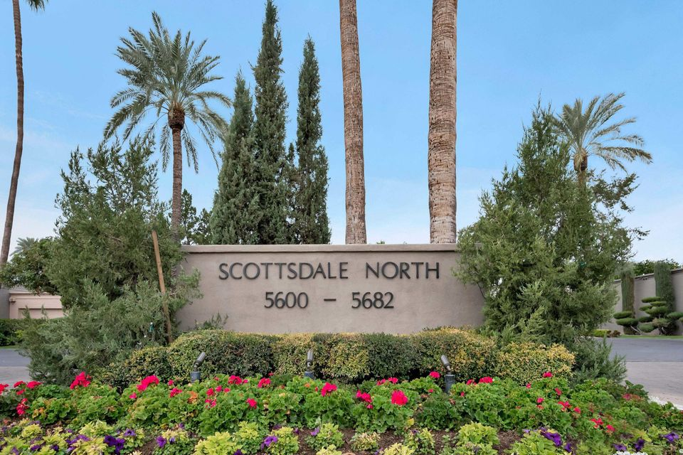 5672 N SCOTTSDALE Road, Paradise Valley AZ 85253