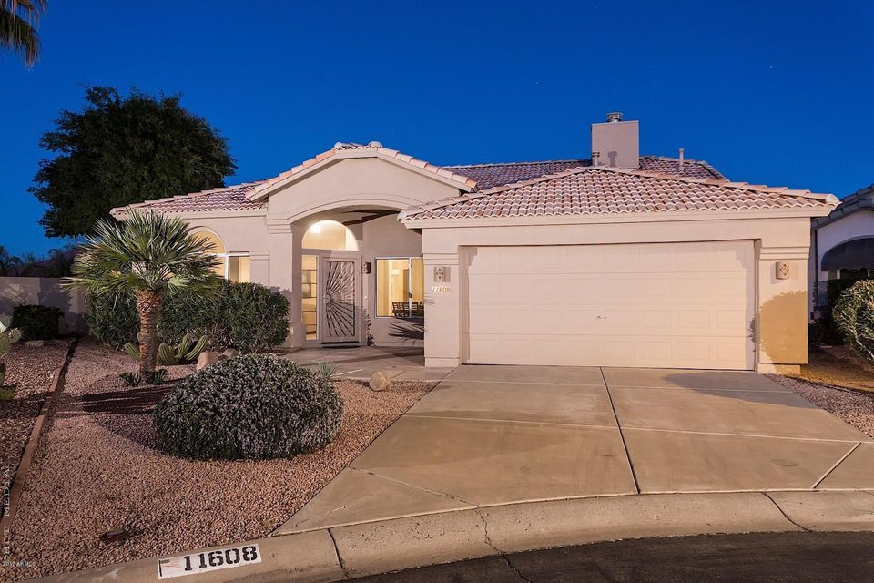 11608 W KUMQUAT Court, Surprise, AZ 85378