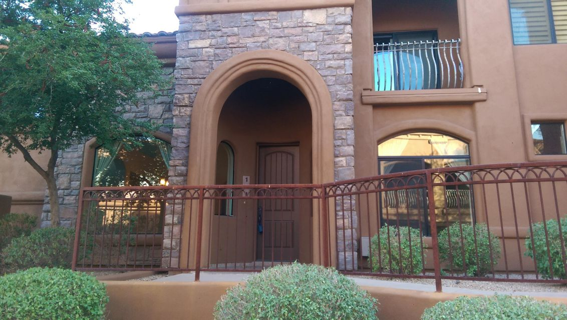 7199 E RIDGEVIEW Place Unit 111, Carefree AZ 85377