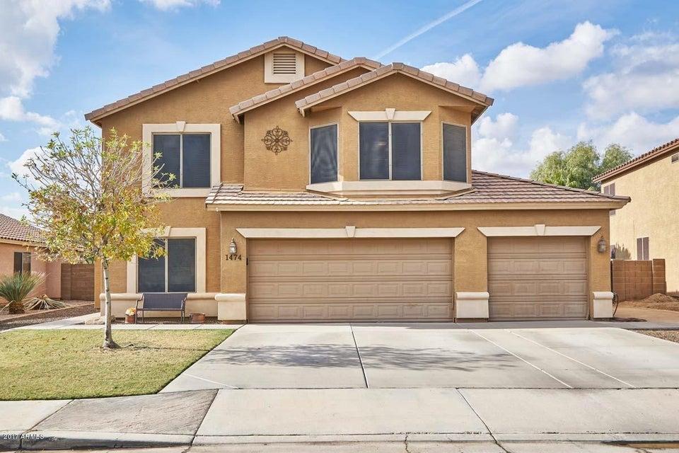 1474 S PALOMINO CREEK Drive, Gilbert, AZ 85296