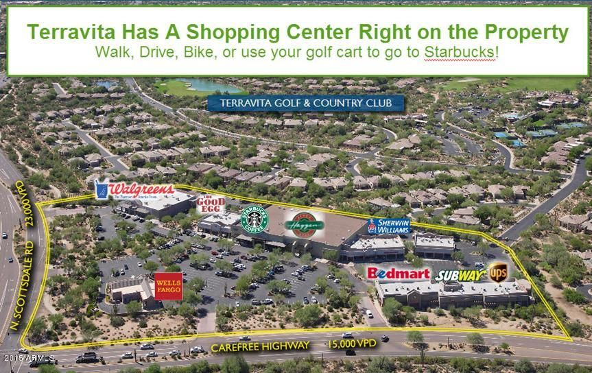 MLS 5547890 6574 E EVENING GLOW Drive, Scottsdale, AZ 85266 Scottsdale AZ Terravita