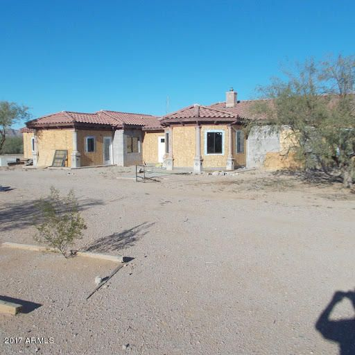 MLS 5547957 8103 N WARREN Road Unit A, Maricopa, AZ Maricopa AZ Equestrian