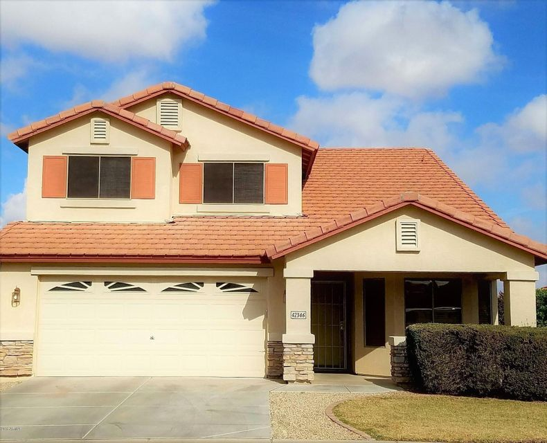 42346 W SPARKS Drive, Maricopa, AZ 85138