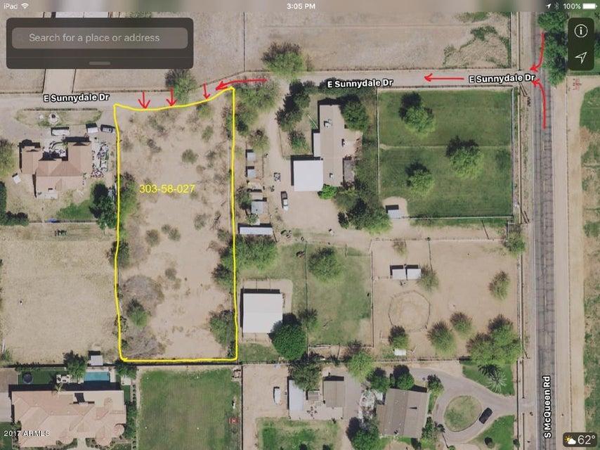 11 E Sunnydale Drive Lot 0, Chandler, AZ 85249