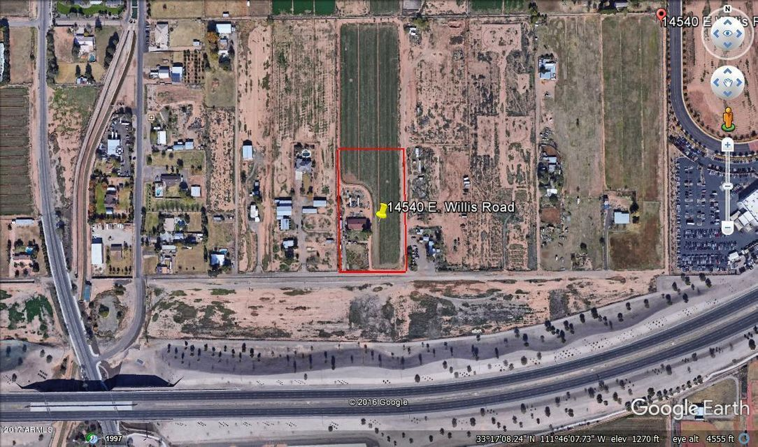 14540 E WILLIS Road, Gilbert, AZ 85297