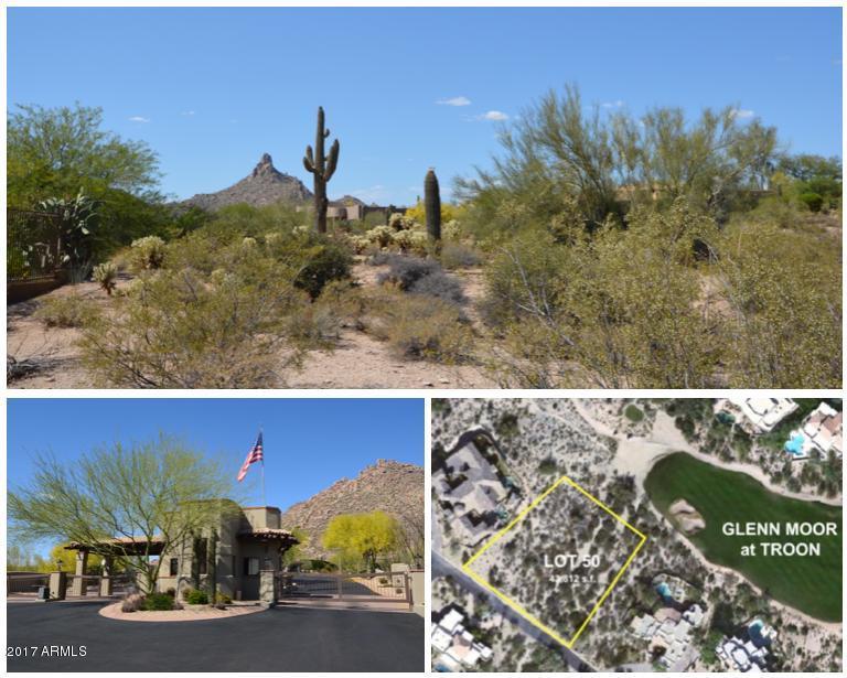 10801 E HAPPY VALLEY Road Lot 50, Scottsdale, AZ 85255