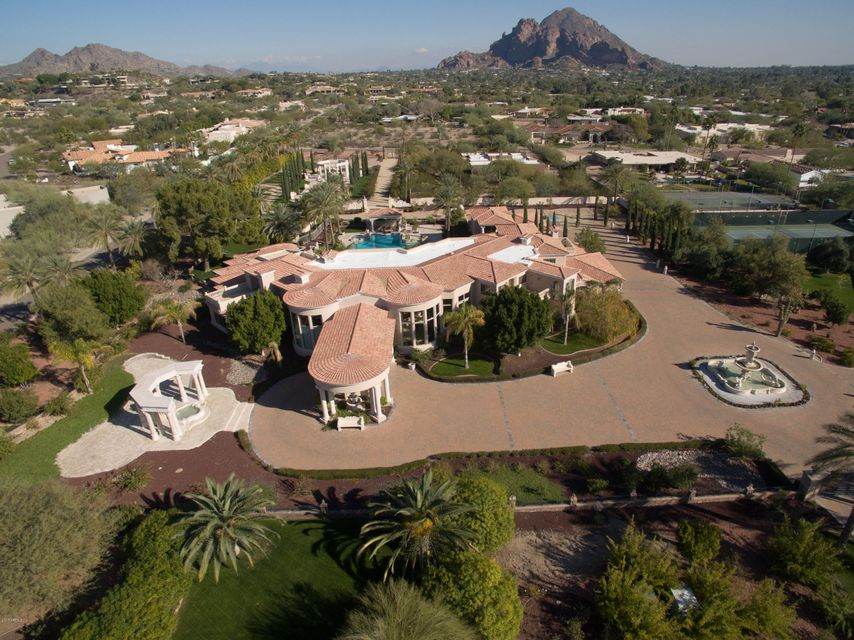 Photo of 5837 N PALO CRISTI Road, Paradise Valley, AZ 85253