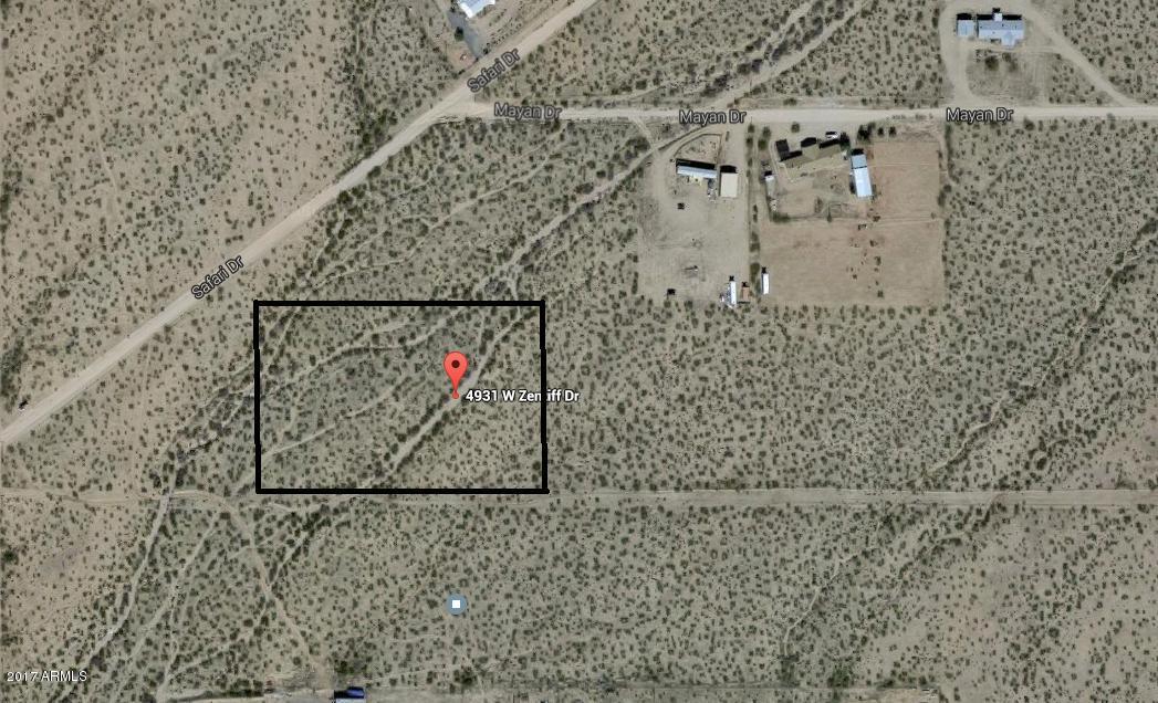 4931 W ZENTIFF Drive, Golden Valley, AZ 86413