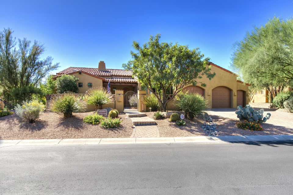 Photo of 19109 E EAGLENEST Drive, Rio Verde, AZ 85263