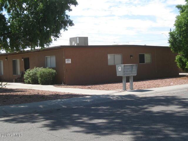 6719 W PALMAIRE Avenue, Glendale, AZ 85303