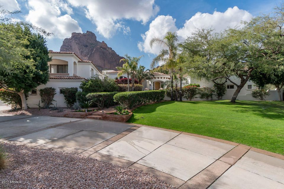 Single Family Home for Sale at 5334 E Palo Verde Drive Paradise Valley, Arizona,85253 United States