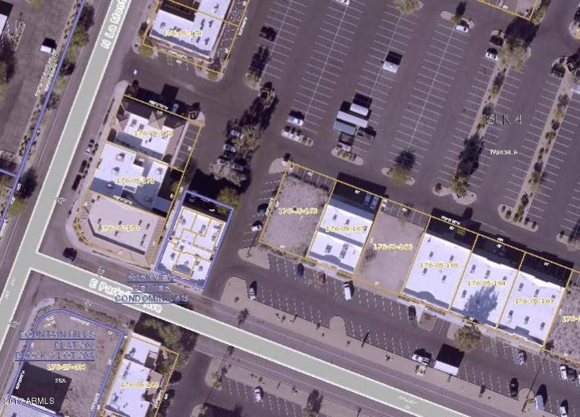 16724 E PARKVIEW Avenue Lot 12, Fountain Hills, AZ 85268