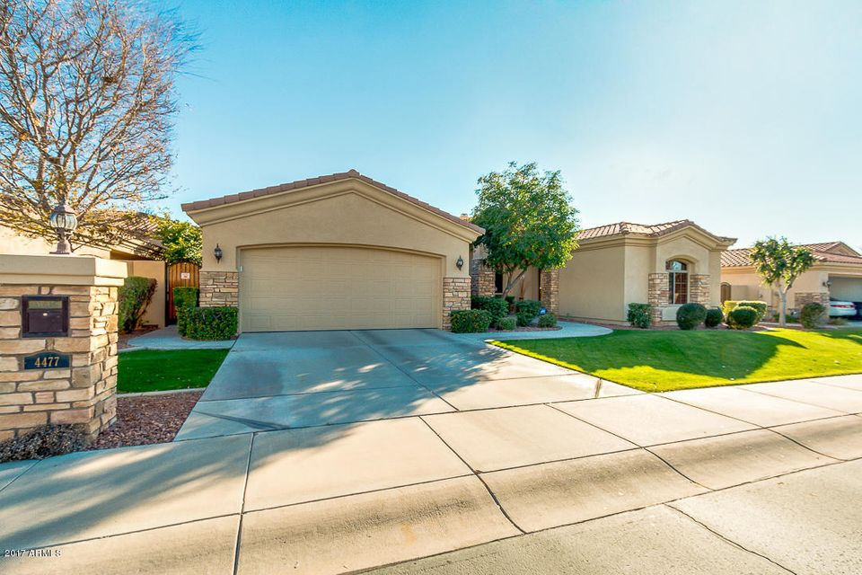 MLS 5553240 4477 W RICKENBACKER Way, Chandler, AZ 85226 Chandler AZ Three Bedroom