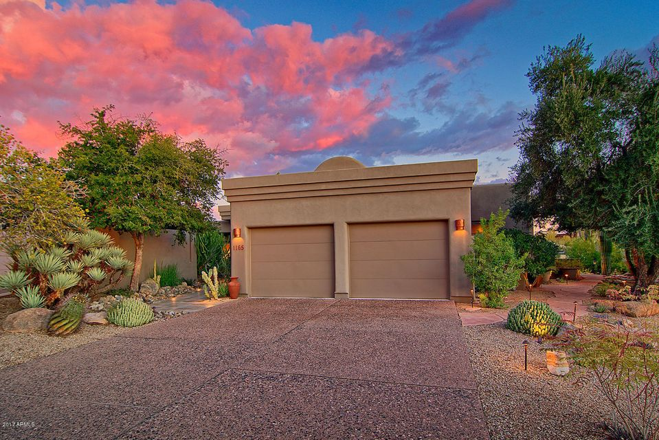 MLS 5553595 1165 E BEAVER TAIL Trail, Carefree, AZ Carefree AZ Luxury