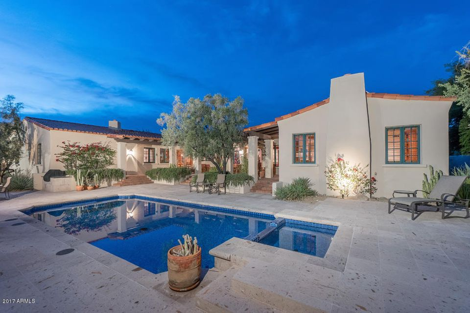 Single Family Home for Sale at 3427 E Rancho Drive Paradise Valley, Arizona,85253 United States