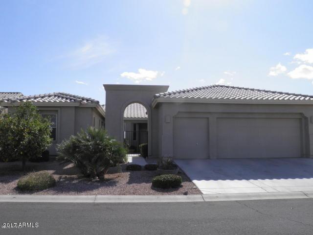 8829 E SUNRIDGE Drive, Sun Lakes, AZ 85248