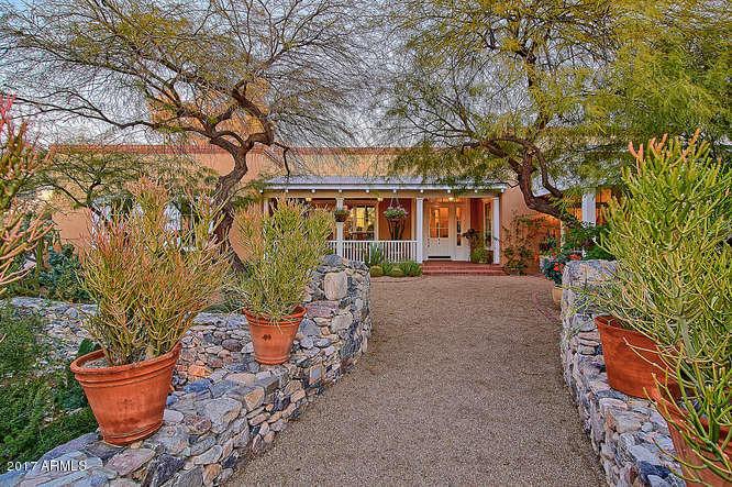 5617 N PALO CRISTI Road, Paradise Valley, AZ 85253
