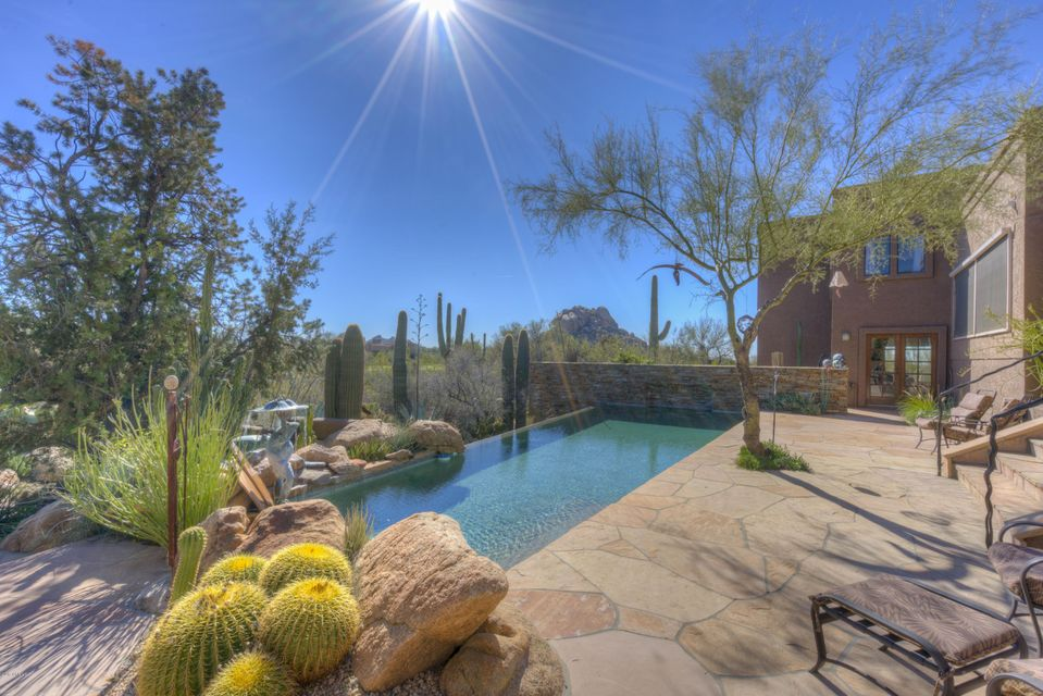 2209 N Sage Brush Lane, Carefree, AZ 85377