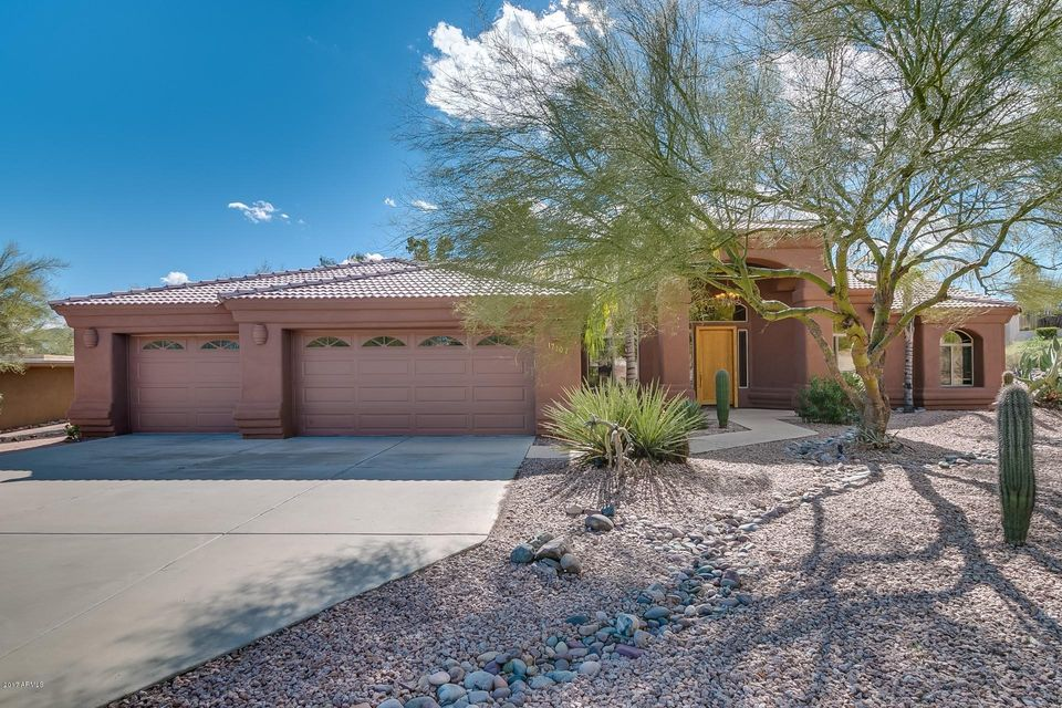 17107 E Hagen Lane, Fountain Hills, AZ 85268