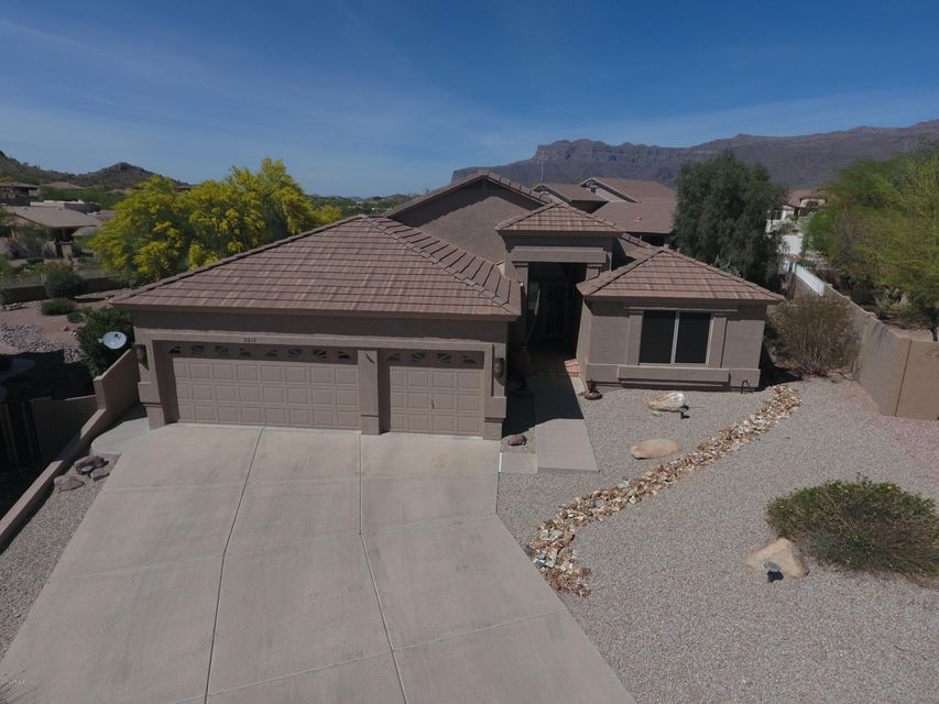 5017 S VISION QUEST Court, Gold Canyon, AZ 85118