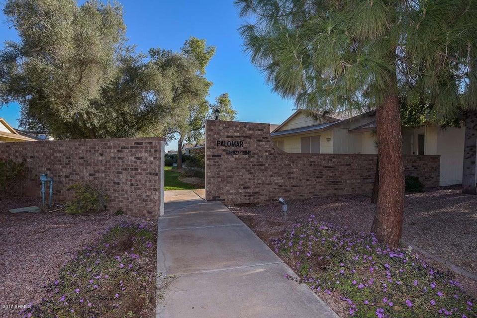 MLS 5555982 18837 N PALOMAR Drive, Sun City West, AZ Sun City West AZ Adult Community