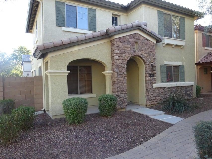 2465 E VERMONT Drive, Gilbert, AZ 85295