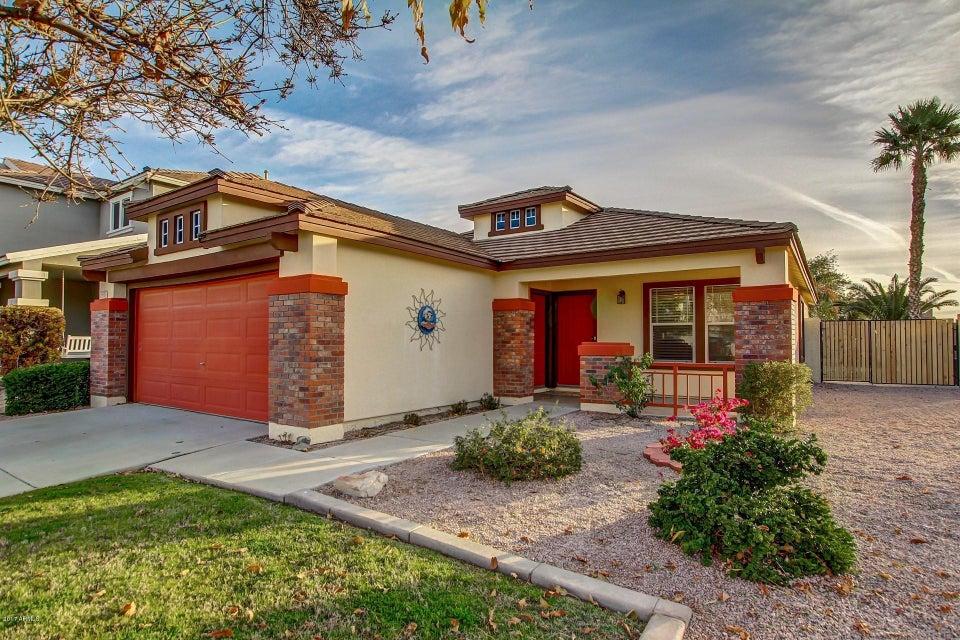 2863 S BENTON Circle, Mesa, AZ 85212