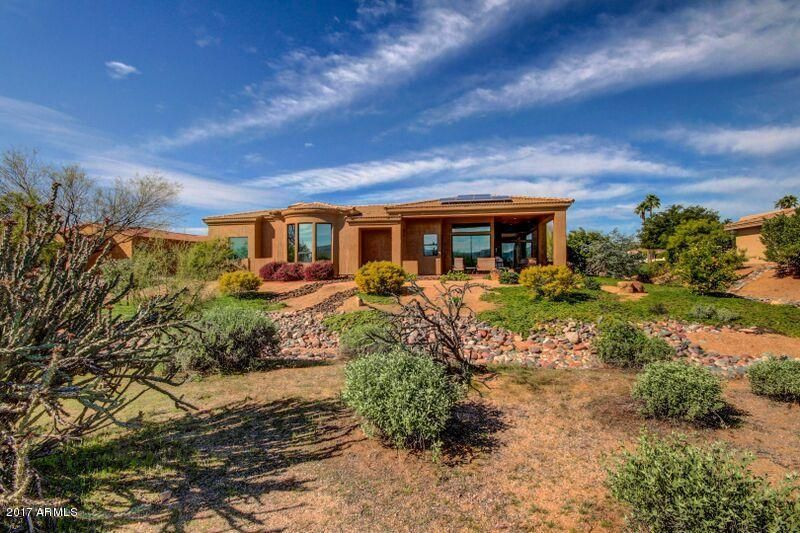 MLS 5556175 24903 N MCDOWELL MOUNTAIN Drive, Rio Verde, AZ 85263 Rio Verde AZ Two Bedroom