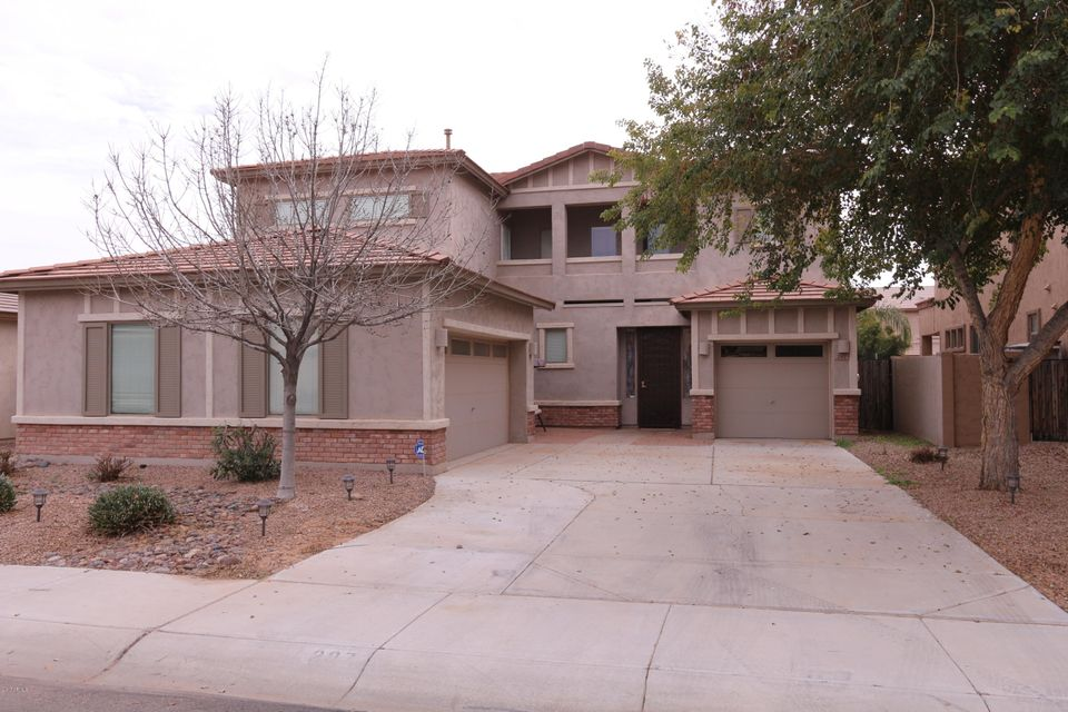 297 W SEASIDE Drive, Casa Grande, AZ 85122