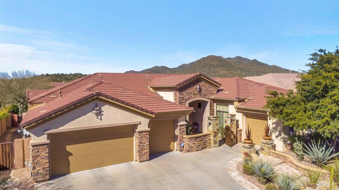 MLS 5556745 41330 N Club Pointe Drive, Anthem, AZ 85086 Anthem AZ Mountain View