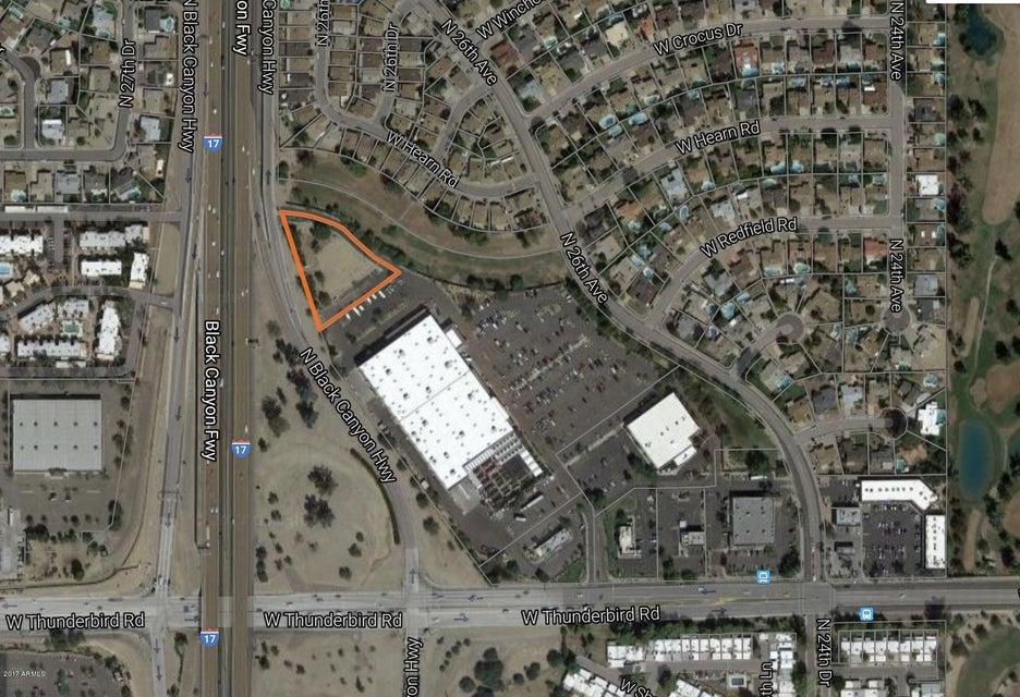 2680 W THUNDERBIRD Road Lot 7, Phoenix, AZ 85023